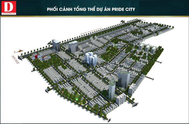 pride city dai thang land